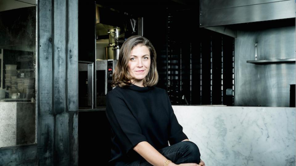 Delphine Drutel, DG de Rosa Paris