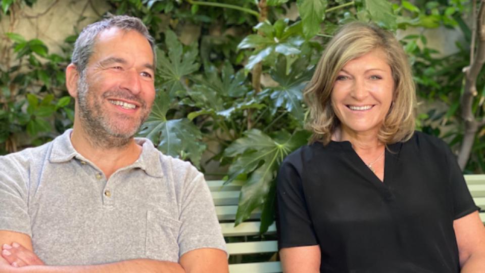 Olivier Altmann et Marianne Siproudhis